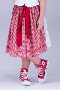 Michaela Keune Sports München Couture aus Bayern Aube Kids Schürze handgereiht Cuis Kids Rock